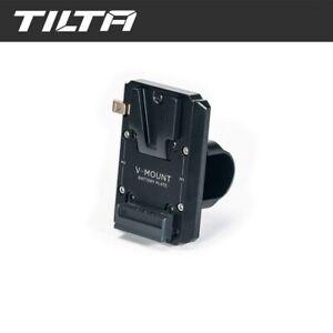 TILTA TGA-RG-V V Mount V-lock Power Supply Module for DJI RS2 Gimbal Ring Grip