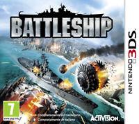 Battleship Nintendo 3DS Activision Blizzard