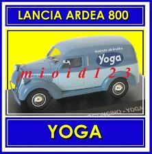 1/43 - Lancia Ardea 800 Furgoncino : YOGA - 1952 - Die-cast