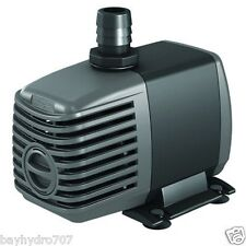 Active Aqua 800 GPH Submersible Water Pump - Hydroponics Aquarium Fountain Pond