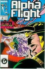 Alpha Flight # 50 (52 pages) (états-unis, 1987)