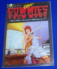 Commies from Mars 5. Underground. 1st print