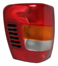 99 00 01 02 Grand Cherokee Left Driver Taillight Taillamp Lamp Light