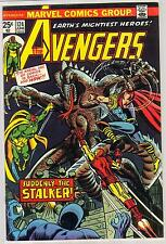 AVENGERS 124 7.5 VISION BLACK PANTHER GIANT MAN NICE PAGES AC