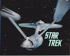 1966 STAR TREK 8x10 color photos Galileo 7 and matte FX
