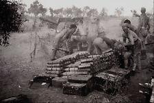 507012 Royal Canadian Artillery Sicily 1943 J Smith DND 151748 A4 Photo Print