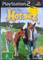 PS2 Horsez Ranch Rescue Inc Manual