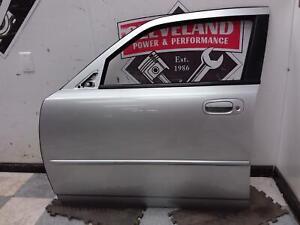 2006-2010 Dodge Charger OEM LH Driver Left Front Door w/ Glass Regulator Silver