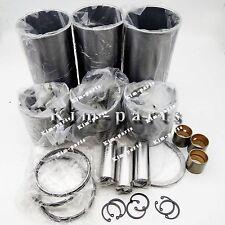 New Overhaul Engine Rebuild Kit for Yanmar 3D70E 3TNV70 Liner Piston Gasket