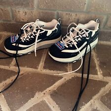 Sketchers Womens Shape Ups Black White Gray Women's Sz 6.5 NWT