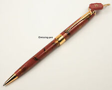 PARKER SONNET BALLPOINT PEN  - RARE CHINESE / CHINA LAQUE RED