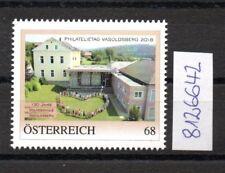 Österreich  personalisierte Marke Philatelietag VASOLSBERG 8126442 **
