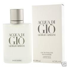 Armani Giorgio Acqua di Gio Pour Homme Eau De Toilette 200 ml (man)