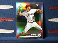 2019 Bowman Platinum TAYLOR WARD RC #3 Los Angeles Angels Rookie