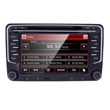 2 Din Car DVD Player GPS Navigation for VW PASSAT SKODA JETTA GOLF POLO Skoda