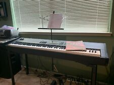 Yamaha S90 88 Key Piano Keyboard Synthesizer w/ Sustain Pedal & Manual