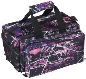Muddy Girl Deluxe Range Bag, Nylon Camouflage Bulldog Cases BD910MDG