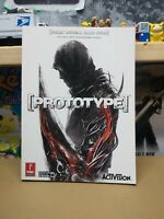 Prototype Prima Official Strategy Guide (Xbox 360 Playstation 3 PC) No Poster