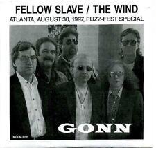 "GONN 'Fellow Slave 7"" YELLOW WAX NEW Back from the grave Emir Norton Keokuk, IA"