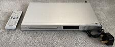 Philips DVP 3120 DVD Player - Silver & Slim Line Multi Region Comes With Remote!