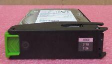 """Fujitsu 2TB 3.5"""" 7.2K SAS 6GB/s 128MB Server Hard Drive + Caddy A3C40174702 JX60"""