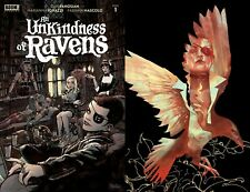Boom! Studios Unkindness of Ravens #1 Main + Khalidah Variant NM