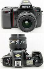 Nikon N8008 35mm SLR Film Camera with Nikkor AF 35-80mm f/4-5.6D Lens - Tested