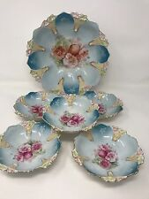 Prussian Porcelain Decorative Bowl 19th C.