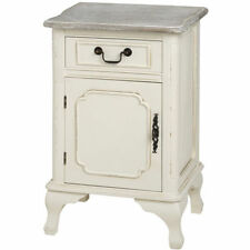 Wooden Bedside Tables & Cabinets with 1 Drawer