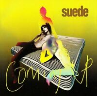 SUEDE coming up (CD album) brit pop, glam, indie rock, very good condition, 1996