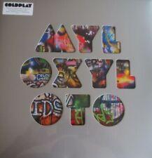 Coldplay Mylo Xyloto 2001 vinyl LP New sealed