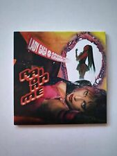 CD Single LADY GAGA & ARIANA GRANDE Rain on Me Stupid Love Chromatica