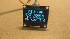 Automatischer Antennentuner 100W 7x7 (ATU-100) N7DDC 1,3 Zoll OLED 1,8-30Mhz