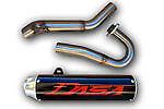 DASA Racing Complete Exhaust Honda TRX 450R 2006-2014 TR-6001