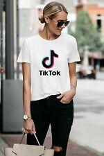 TikTok Casual Women T-shirt