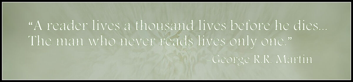 Never Enough Books 65