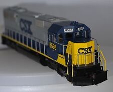CSX #8598 SD-50 Diesel Locomotive HO Athearn 8067 DCC Quick Plug Equipped Ready
