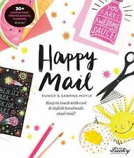 Happy Mail : Keep in Touch with Cool and Stylish Handmade Snail Mail! by...