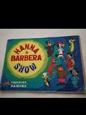 HANNA & BARBERA SHOW - ALBUM FIGURINE/STICKERS (album con 98 figurine - PANINI)