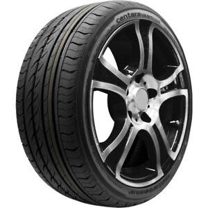 2 Tires Centara Vanti HP 245/35ZR22 245/35R22 97W XL AS A/S High Performance