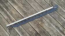 "Folding Ice Saw - Custom Made! - Steel Handle - 3/16"" Blade - Ice Fishing - Usa"
