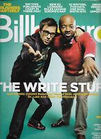 Billboard Magazine November 21 2009 Rivers Cuomo Weezer Jermaine Dupri Rakim