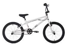 BMX Freestyle 20'' Fatt Blanc V-Brake Rotor 360 KS Cycling 654B