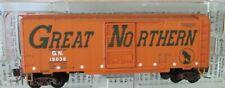 Micro-Trains Z scale Great Northern Railroad  40' Box Car #19038 -  50000970