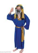 Costumi e travestimenti blu senza marca per carnevale e teatro per bambini e ragazzi poliestere