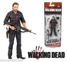 McFarlane Walking DEAD TV 7.5 - Rick Grimes-woodburry Assault personaggio-Nuovo/Scatola Originale