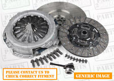 Chrysler PT Cruiser 2.2 CRD Solid Mass Flywheel Conversion Kit 120 150 2002-2010