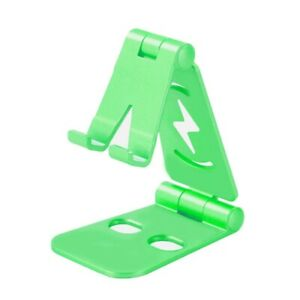 Phone Holder Foldable Desk For Ipad IPhone Xiaomi Double Adjustable Charging