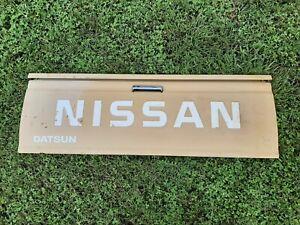 Nissan/Datsun Factory OEM 720 Tailgate 1980/1986 Tan
