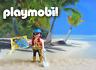 """playmobil ® pirates ★ Pirat """" Schatzsucher mit Schatzkarte """" ★ customized"""